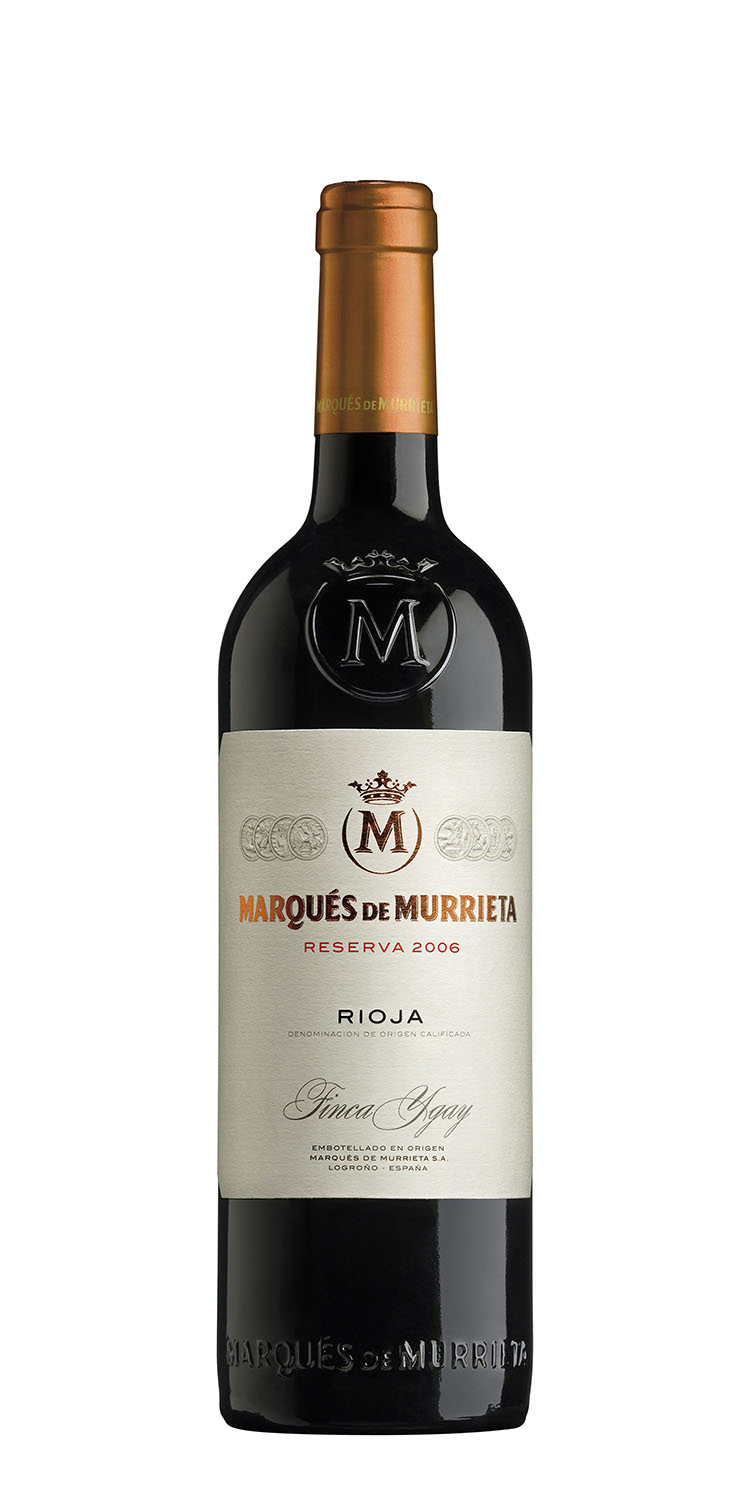 Marques de Murrieta Reserva, foto